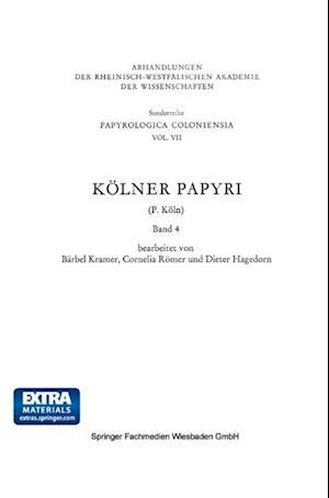 Kolner Papyri