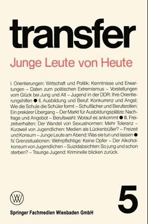 Junge Leute von Heute af Garry D. Brewer, Carl Bohret, Ronald D. Brunner