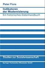 Indikatoren der Modernisierung af Peter Flora