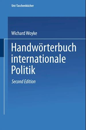 Handworterbuch Internationale Politik
