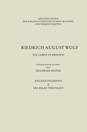 Ein Leben in Briefen af Siegfried Reiter, Rudolf Kassel