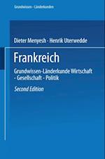 Frankreich af Dieter Menyesch, Henrik Uterwedde