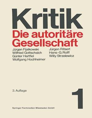 Die autoritare Gesellschaft