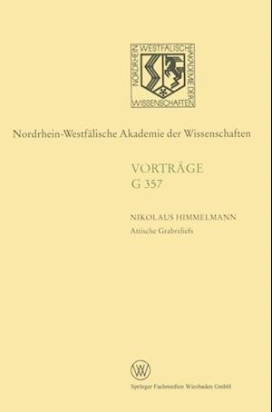 Attische Grabreliefs af Nikolaus Himmelmann