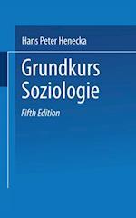 Grundkurs Soziologie af Hans Peter Henecka