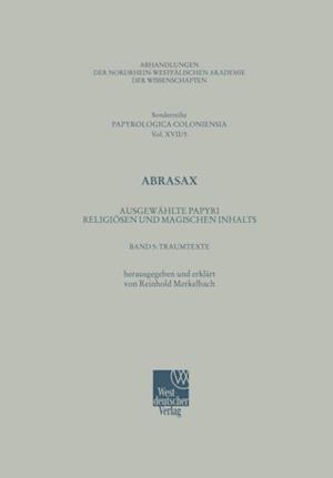 Traumtexte af Reinhold Merkelbach, Maria Totti