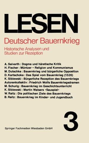Deutscher Bauernkrieg af Prof. Dr. Walter Raitz