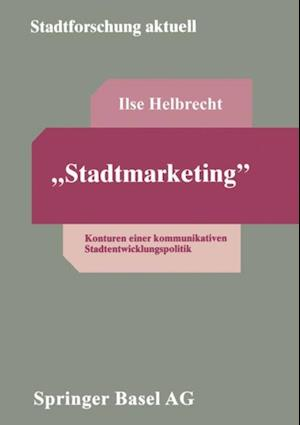 'Stadtmarketing'