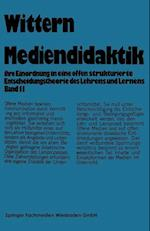 Mediendidaktik af Jorn Wittern