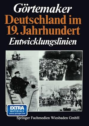 Deutschland im 19. Jahrhundert af Manfred Gortemaker