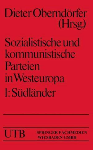 Sozialistische und kommunistische Parteien in Westeuropa af Dieter Oberndorfer