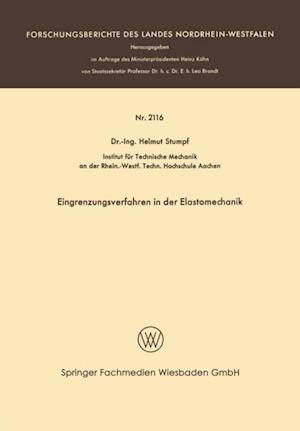 Eingrenzungsverfahren in der Elastomechanik af Helmut Stumpf