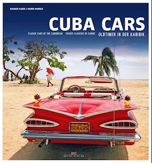 Bog, hardback Cuba Cars af Rainer Floer