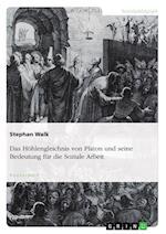 Das Hohlengleichnis Von Platon Und Seine Bedeutung Fur Die Soziale Arbeit af Stephan Walk