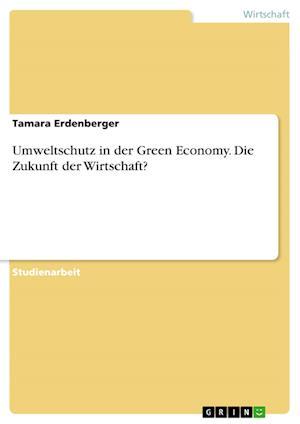 Bog, paperback Umweltschutz in Der Green Economy. Die Zukunft Der Wirtschaft? af Tamara Erdenberger