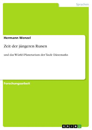 Bog, paperback Zeit Der Jungeren Runen af Hermann Wenzel