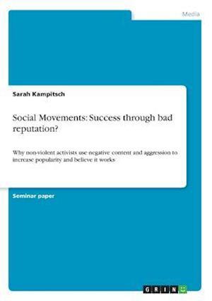 Bog, paperback Social Movements af Sarah Kampitsch