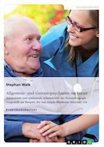 Allgemein- Und Gerontopsychiatrie Im Focus af Stephan Walk