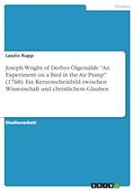 Joseph Wright of Derbys Olgemalde