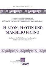 Platon, Plotin Und Marsilio Ficino af St Toussaint