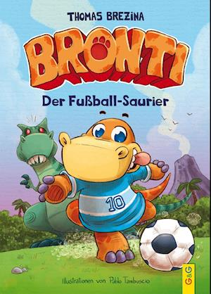 Bronti - Der Fußball-Saurier