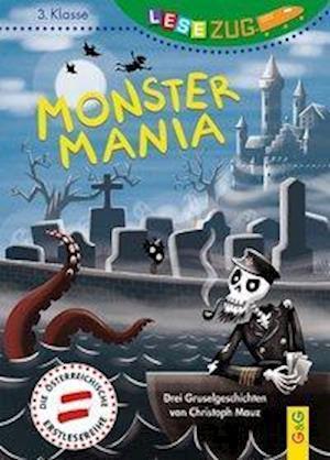 LESEZUG/3. Klasse: Monster-Mania