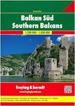 Southern Balcans Superatlas, Freytag & Berndt (Freytag & Berndt)