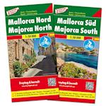 Mallorca Road & Cycle Route Set (Freytag & Berndt Road + Leisure Map)