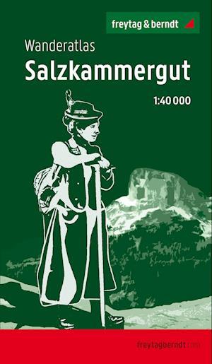 Wanderatlas Salzkammergut