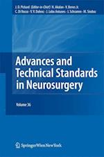 Advances and Technical Standards in Neurosurgery (ADVANCES AND TECHNICAL STANDARDS IN NEUROSURGERY, nr. 36)