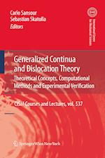 Generalized Continua and Dislocation Theory (CISM International Centre for Mechanical Sciences)