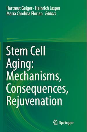Bog, paperback Stem Cell Aging: Mechanisms, Consequences, Rejuvenation af Hartmut Geiger