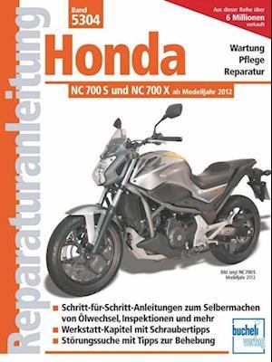 Honda NC 700 S und NC 700 X (ab Modelljahr 2012)