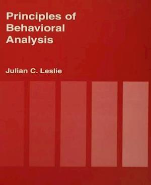 Principles of behavioural analysis