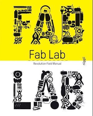 Bog, paperback FabLab: Revolution Field Manual af Massimo Menichelli