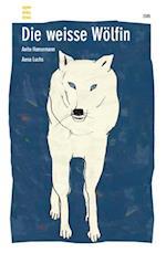 Die weisse Wolfin
