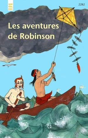Les aventures de Robinson af Daniel Defoe
