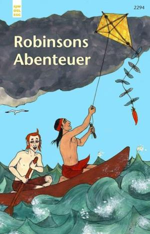 Robinsons Abenteuer af Daniel Defoe