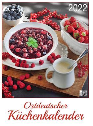 Ostdeutscher Küchenkalender 2022