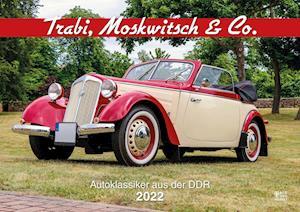 Trabi, Moskwitsch & Co. 2022