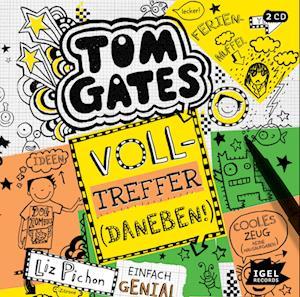 Tom Gates 10. Volltreffer