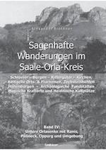 Sagenhafte Wanderungen Im Saale-Orla-Kreis af Alexander Blothner