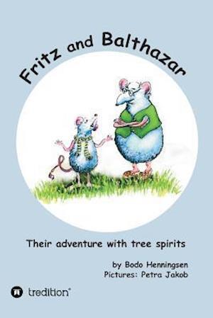 Bog, paperback Fritz and Balthazar af Bodo Henningsen