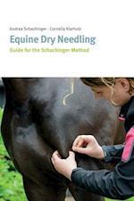 Equine Dry Needling af Andrea Schachinger, Cornelia Klarholz