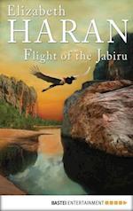 Flight of the Jabiru af Elizabeth Haran