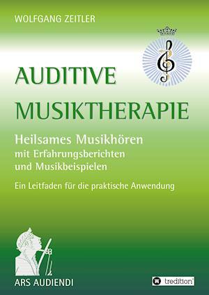 Bog, hardback Auditive Musiktherapie af Wolfgang Zeitler
