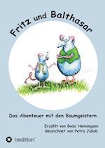 Fritz Und Balthasar af Bodo Henningsen