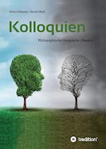 Kolloquien af Bernd Wass, Heinz Palasser