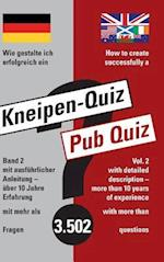 How to create successfully a Pub Quiz