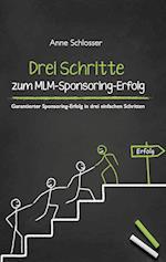 Drei Schritte Zum MLM-Sponsoring-Erfolg